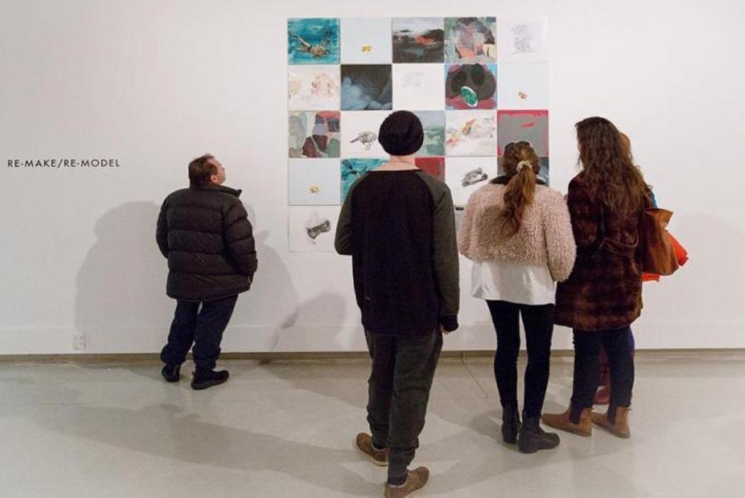 Art exhibition Ilam gallery