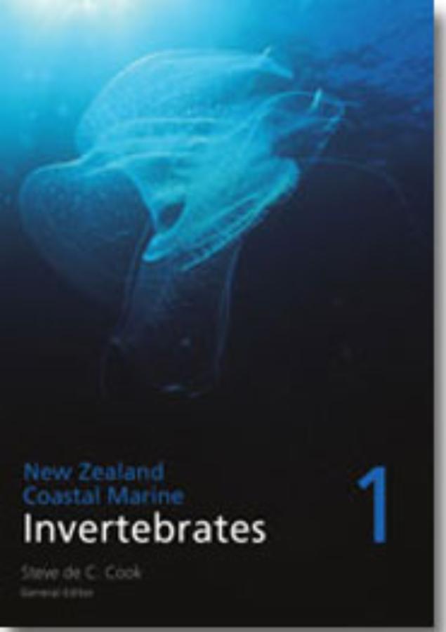 New Zealand Coastal Marine Invertebrates, Vol 1