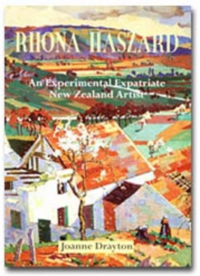 Rhona Haszard An experimental expatriate New Zealand artist