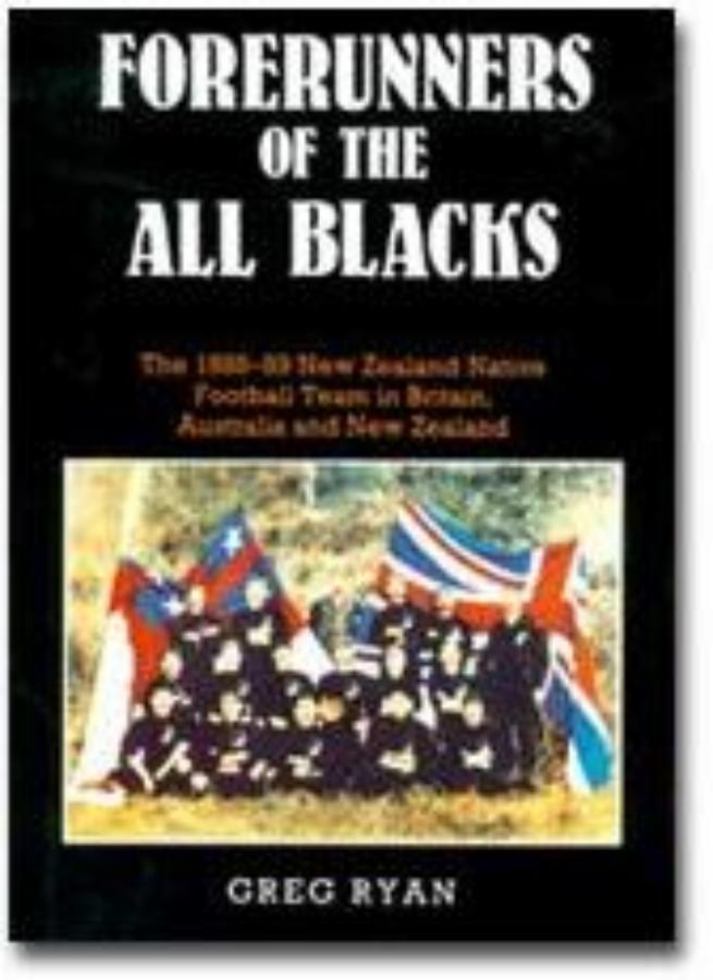 Forerunners of the All Blacks
