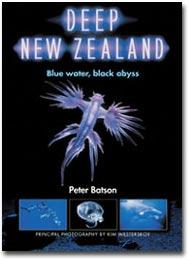Deep New Zealand Blue water, black abyss