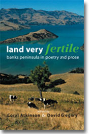 Land Very Fertile Banks Peninsula in poetry and prose