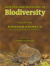 New Zealand Inventory of Biodiversity, Vol 2