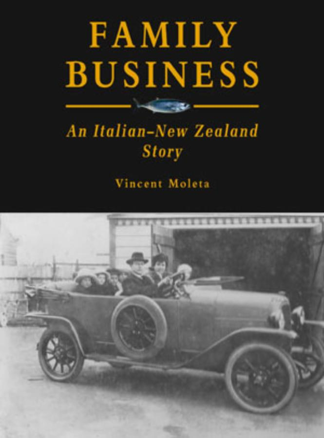 Family Business An Italian-NewZealand Story