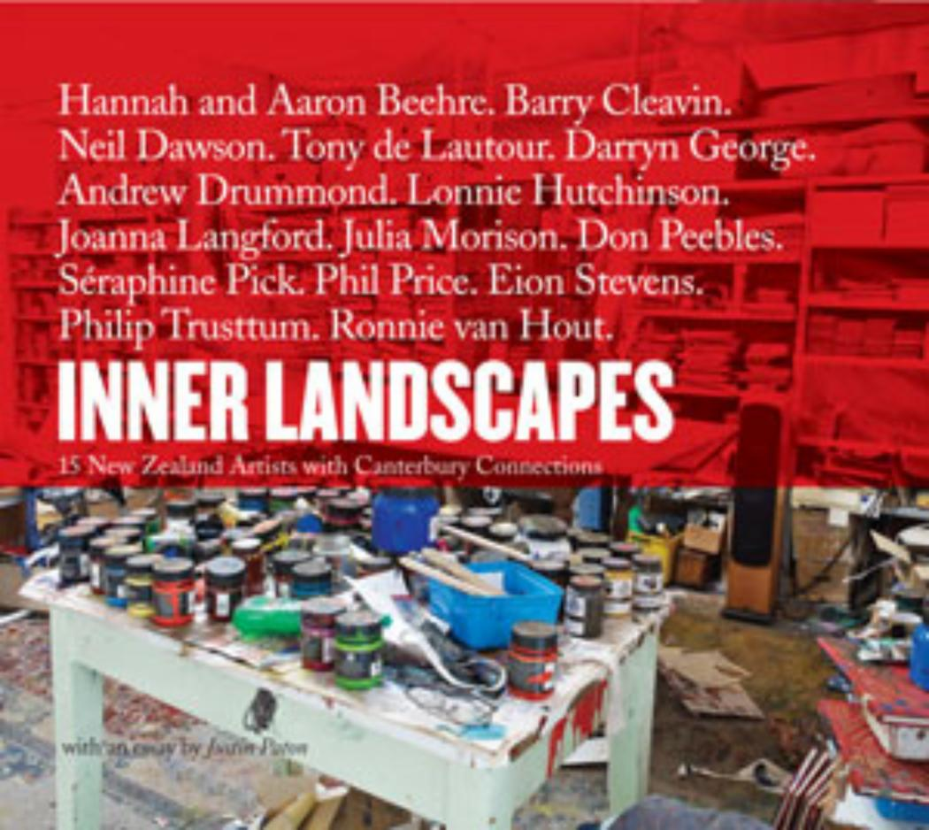 Inner Landscapes 15 NZ artists with Canterbury connections