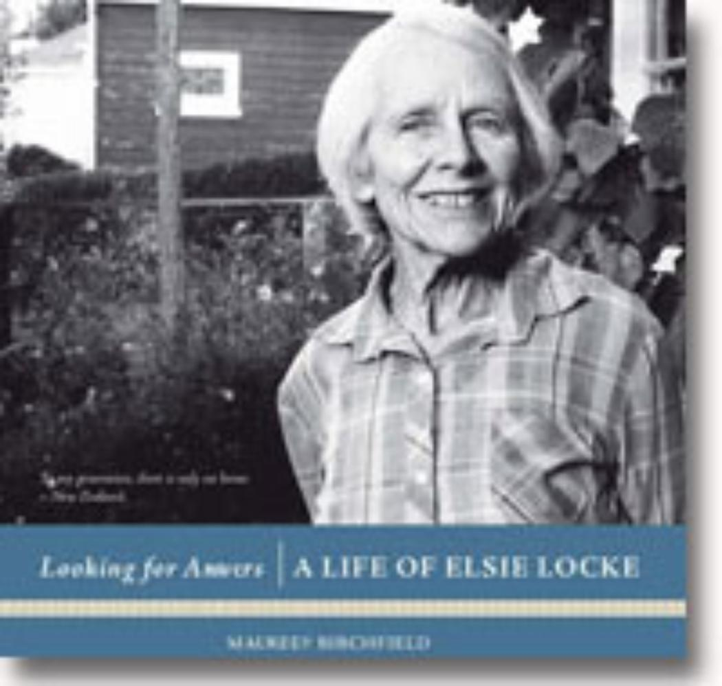 Looking for Answers A life of Elsie Locke
