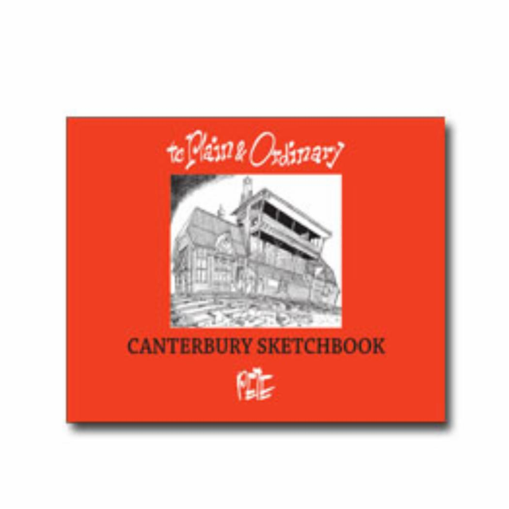 Plain and Ordinary Canterbury Sketchbook, The