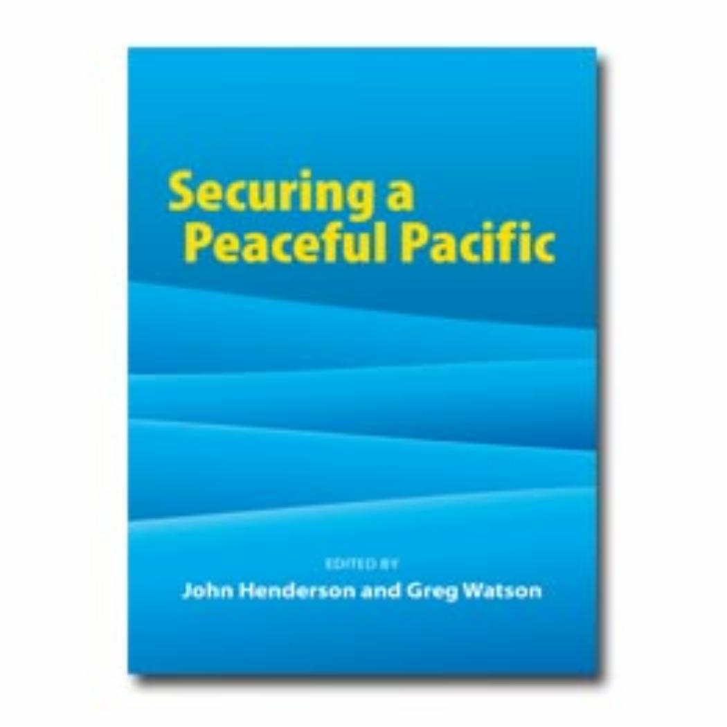 Securing a Peaceful Pacific
