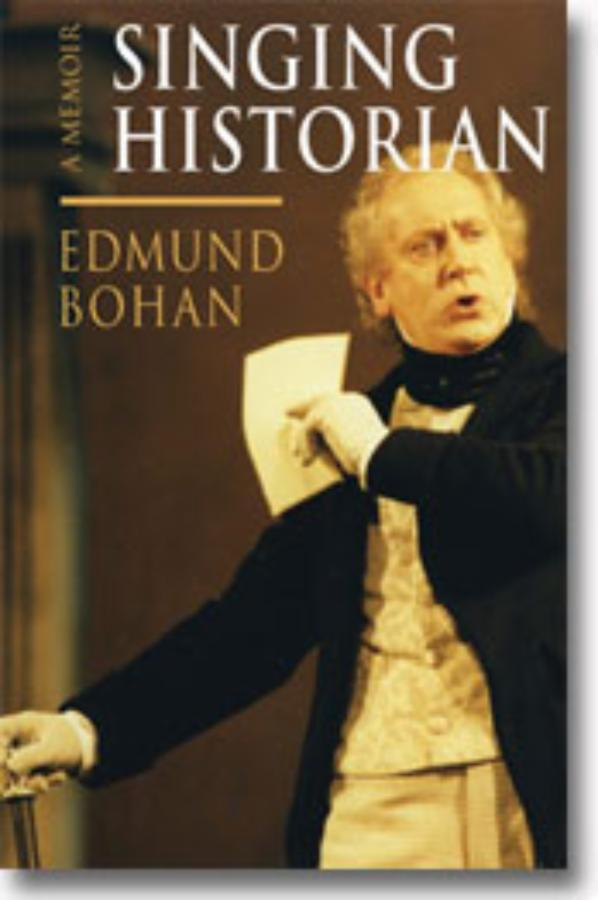 Singing Historian-A Memoir