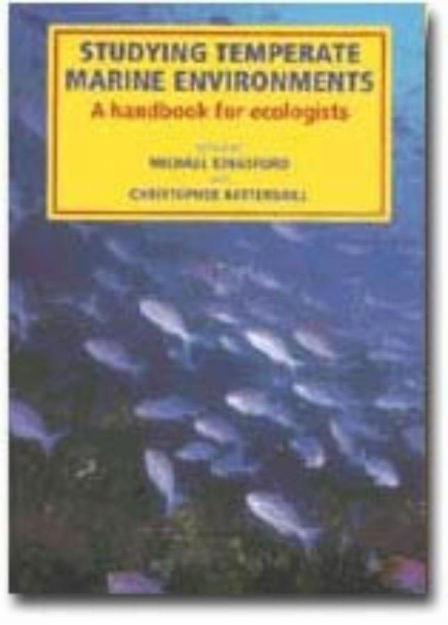 Studying Temperate Marine Environments A handbook for ecologists