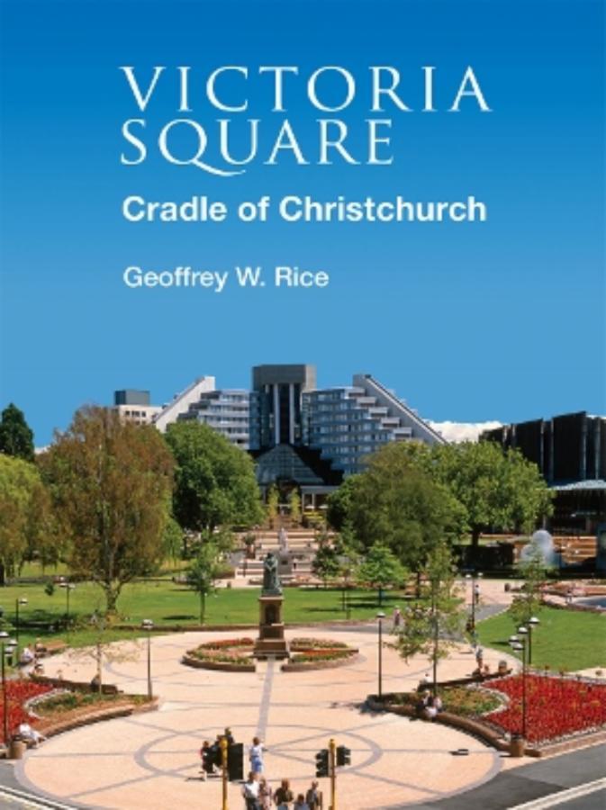 Victoria Square Cradle of Christchurch