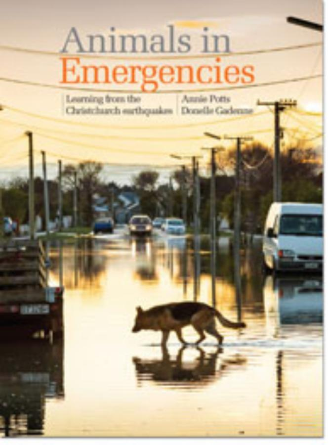 Animals in Emergencies Learning from the Christchurch Earthquakes