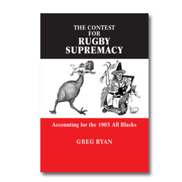Contest for Rugby Supremacy, The Accounting for the 1905 All Blacks