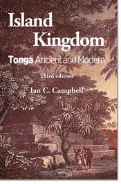 Island Kingdom Tonga ancient and modern (Third Edition)