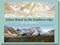 Julius Haast in the Southern Alps
