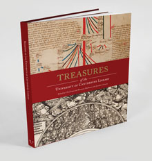 Treasures of the University of Canterbury Library