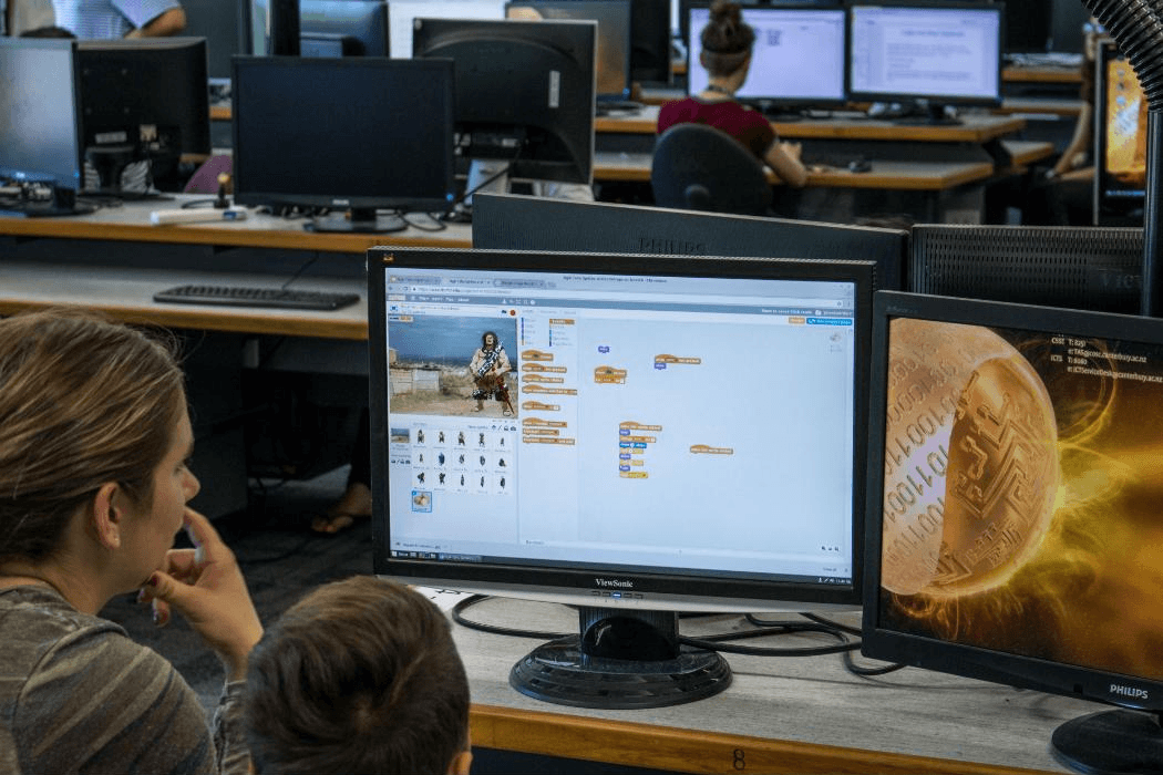 Computer science education Ngai Tahu coding workshop