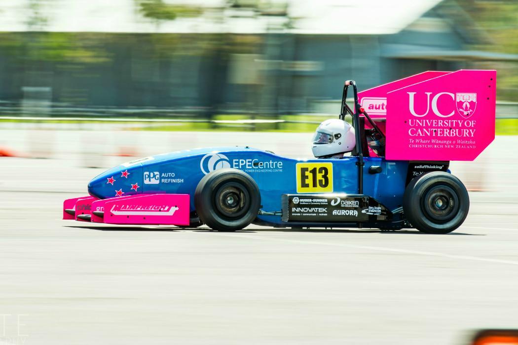 UC race car