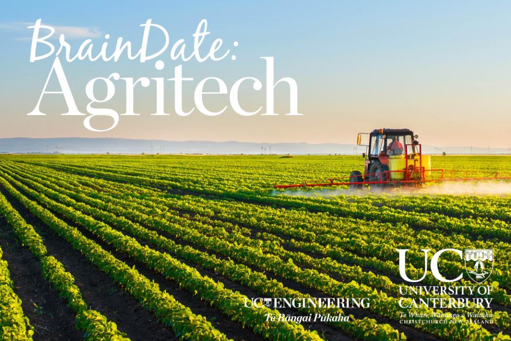 Brain Date: Agritech