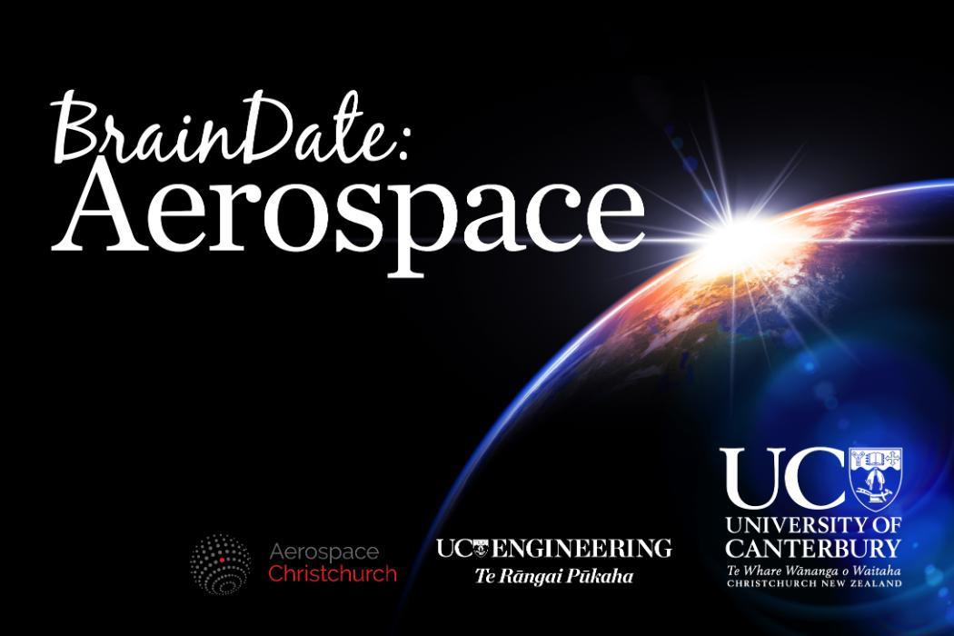 BrainDate Aerospace banner