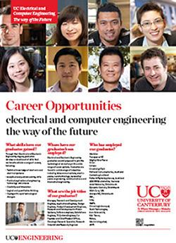 Career opportunities engineering poster