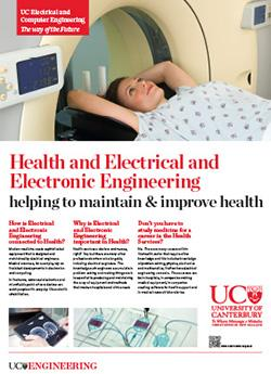health and electrical and electronic engineering poster