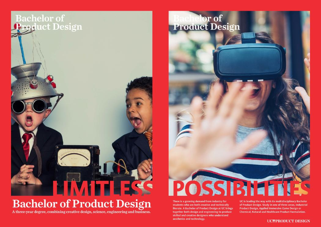 Product Design Poster VR