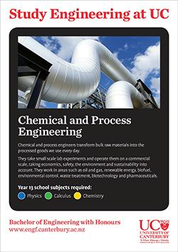 study chemical engineering