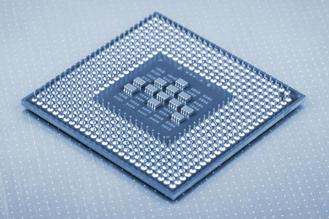 computer processing chip