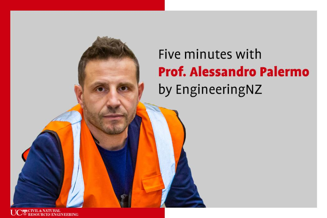 5mins with Alessandro