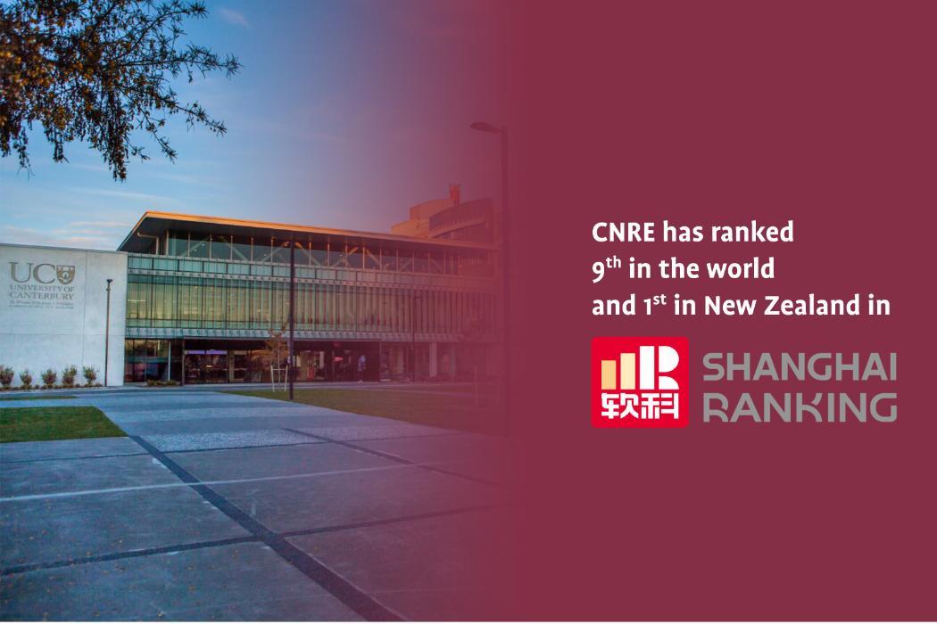 CNRE-Shanghai Ranking