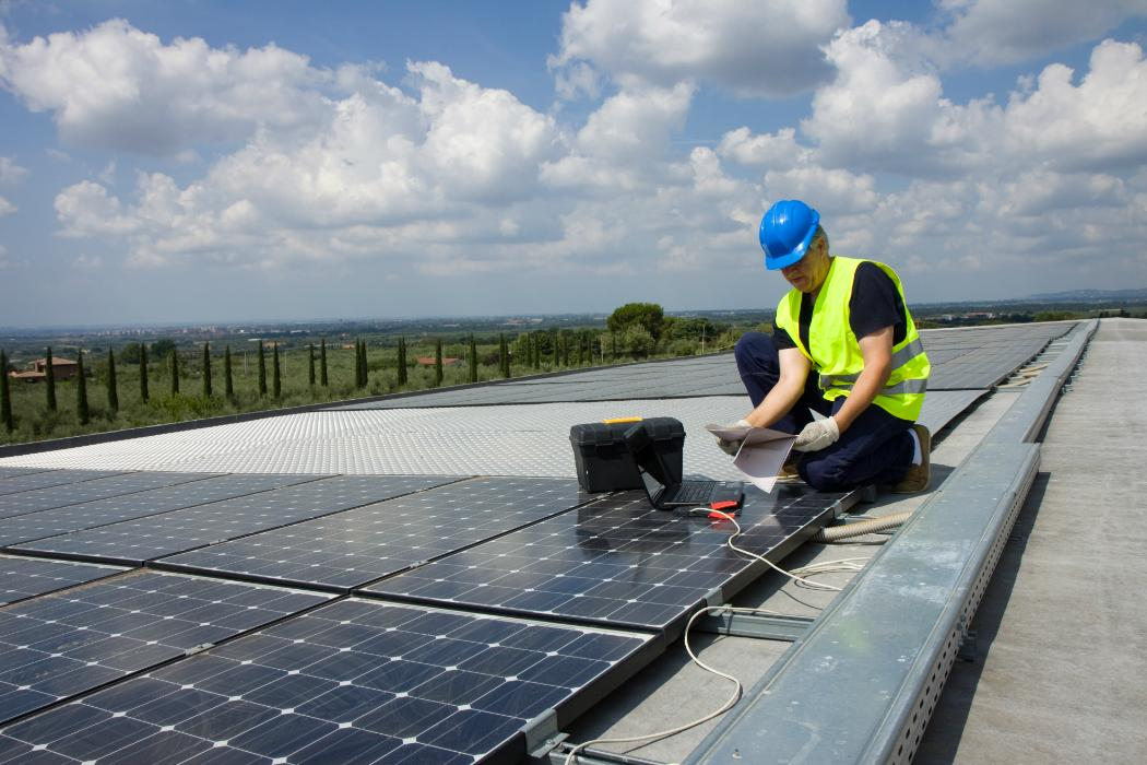 NR engineering solar