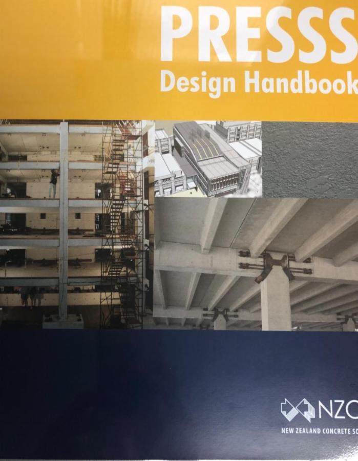 PRESSS Design Handbook