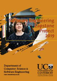 Software Engineering Capstone Project 2019 cover
