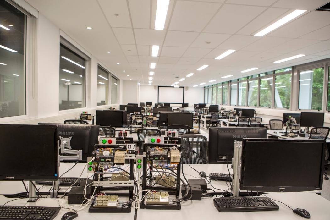 ELEC new building labs
