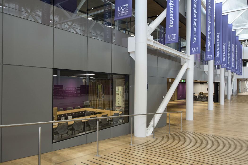 CORE building, Engineering