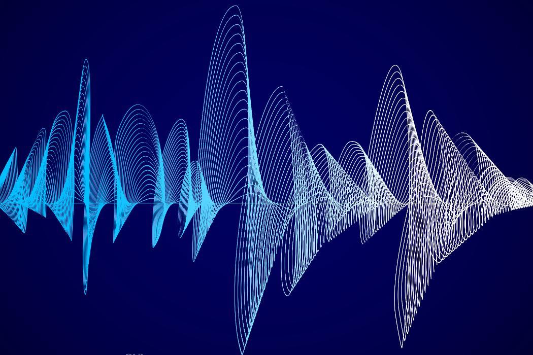 Sound waves digital output
