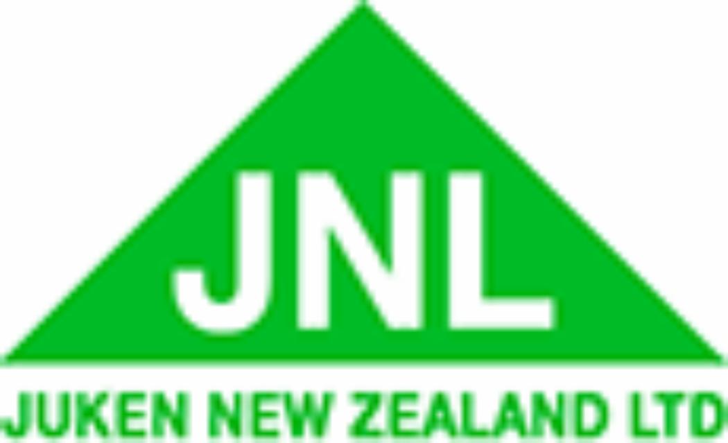 JNL Juken New Zealand logo