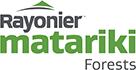 Rayonier Matariki Forest logo