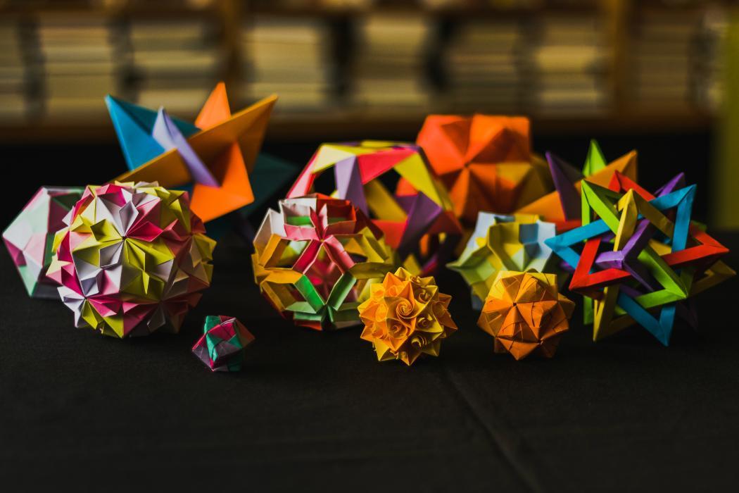 Geometric Origami 2