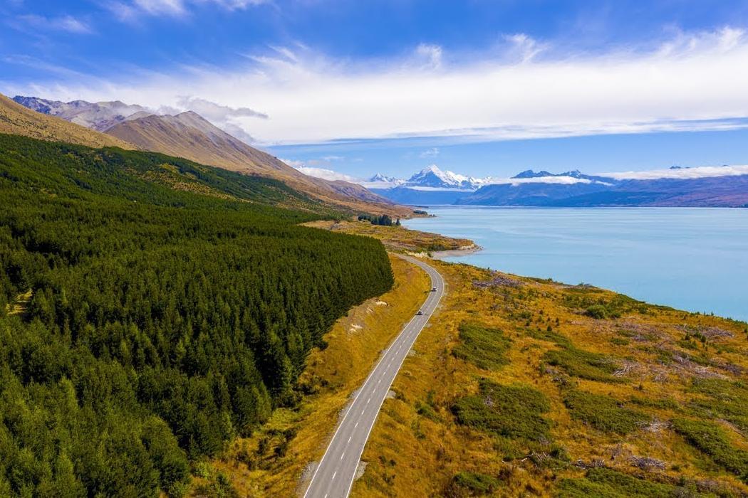 Lake Pukaki Viewpoint 3:2