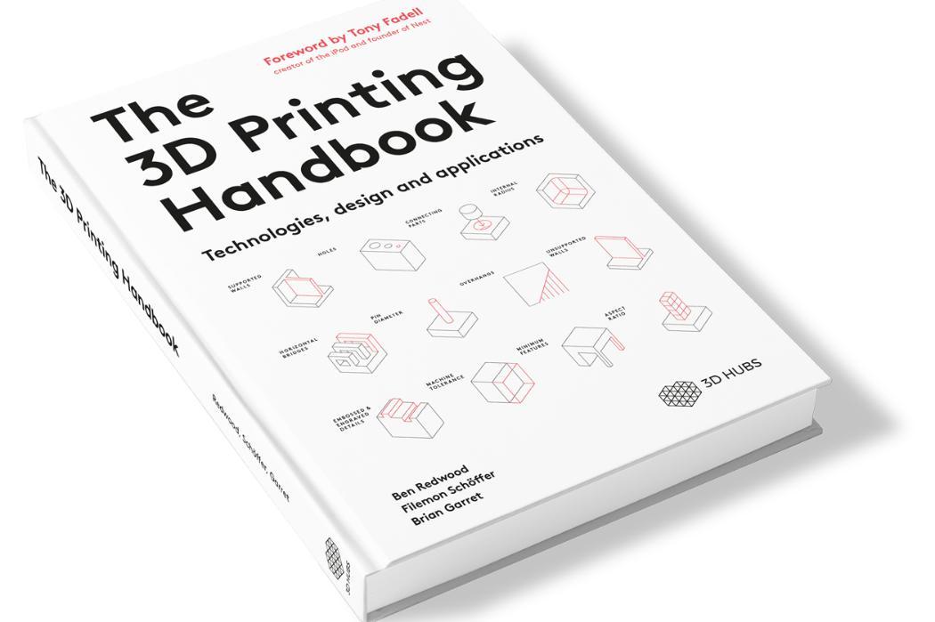The 3D printing handbook, Mech Eng Alumni