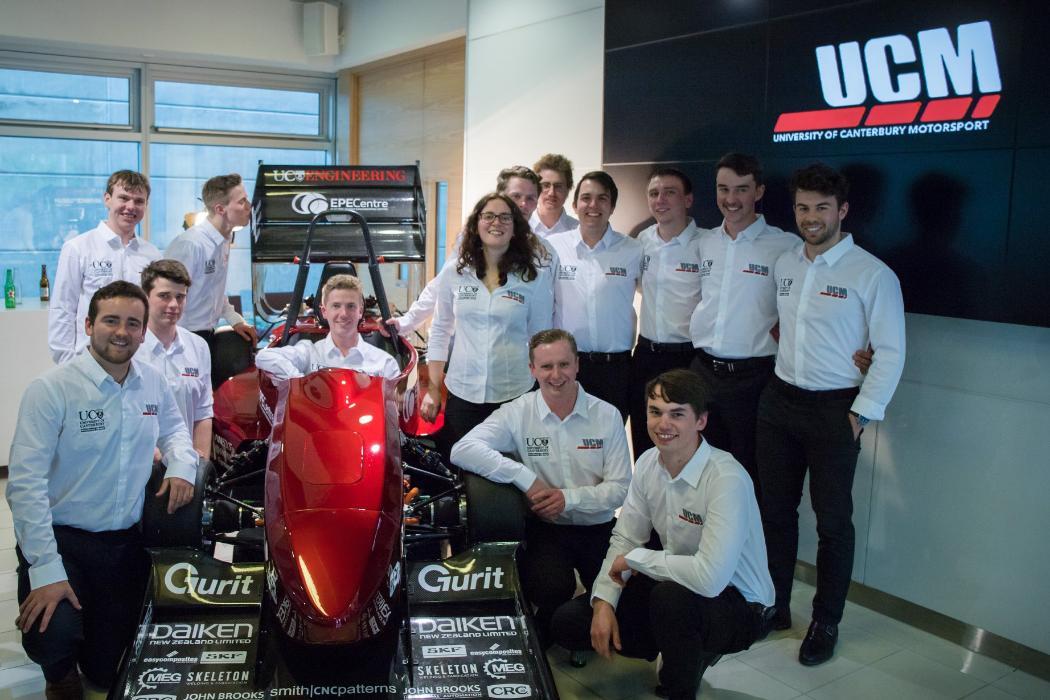 UC Motorsport, UCM19