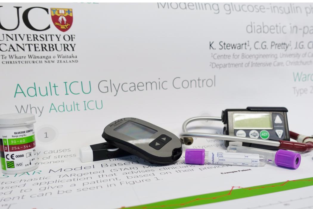 Bioengineering Glycaemic Control