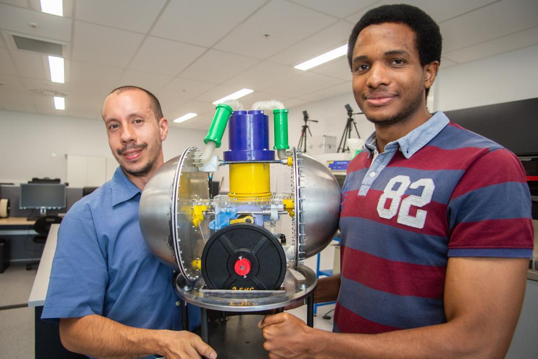 Mech Eng 3D lab, Postgraduates