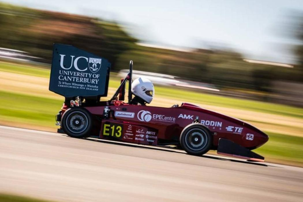 UC MotorSport UCM 19