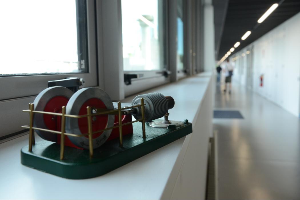 Mechanical engineering labs_Corridor