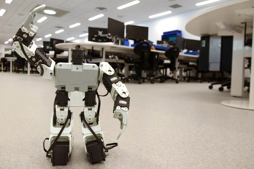 ME_Mechatronics lab_Robot