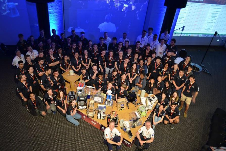 Warman Final 2017 all participants
