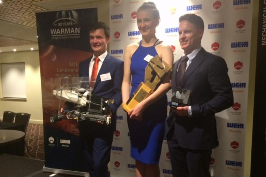 Warman Final 2017 winners